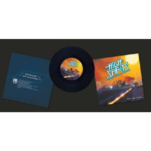 HIGH SPIRITS - Take me home      Single