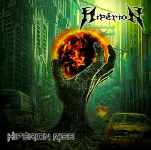 HIPERION - Hiperion rise      CD