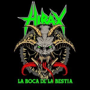 HIRAX - La boca de la bestia      Single