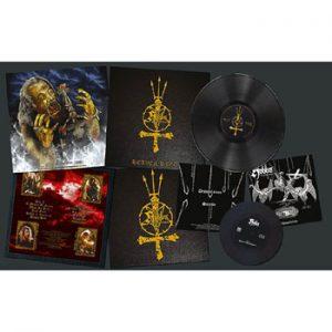 "HOBBS ANGEL OF DEATH - Heaven bled & 7"" EP      LP"