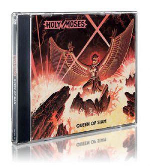HOLY MOSES - Queen of Siam - rerelease      CD