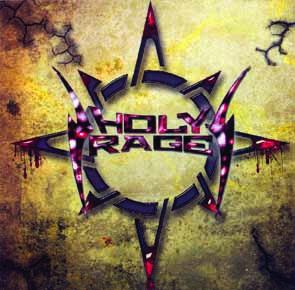 HOLY RAGE - Holy Rage (Al Atkins)      CD