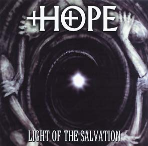 HOPE - The light of the salvation      CD