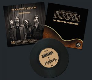 ROBERT PEHRSSON`S HUMBUCKER - The hollow of a rising tone      Single