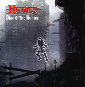 HUNTER - Sign of the hunter      CD