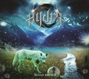 HYDRA - Solar empire      CD