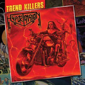 HYPERTENSION - Distant thunder call      CD