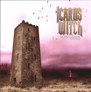 ICARUS WITCH - Songs for the lost      CD
