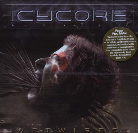 ICYCORE - Wetwired      CD