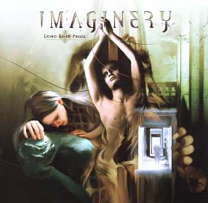 IMAGINERY - Long lost pride      CD