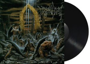 IMMOLATION - Here in after - rerelease      LP
