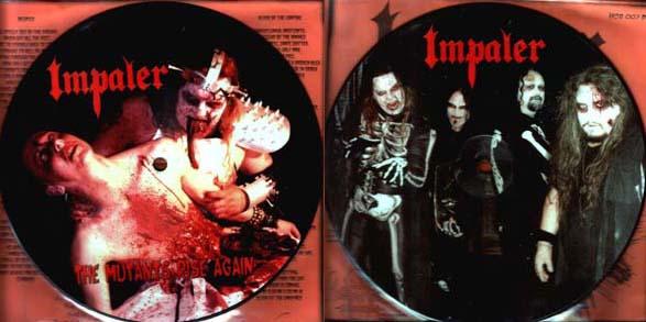 IMPALER - The mutants rise again      Single