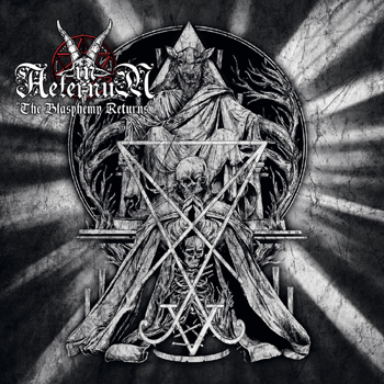 IN AETERNUM - The blasphemy returns      CD