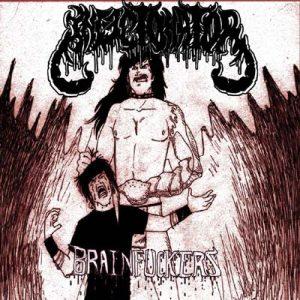 INFECTONATOR - Brainfuckers      CD