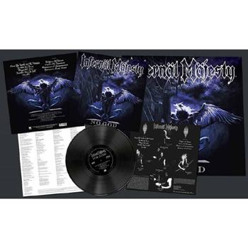 INFERNAL MAJESTY - No god      LP