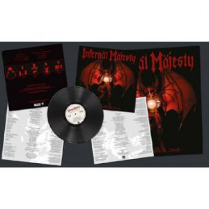 INFERNAL MAJESTY - One who points to death      LP