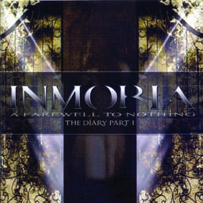 INMORIA - A farewell to nothing: The diary part 1      CD