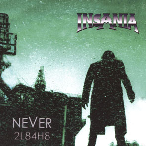 INSANIA (D) - Never 2L84H8      CD