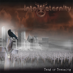 INTO ETERNITY - Dead or dreaming - Canada imp.      LP