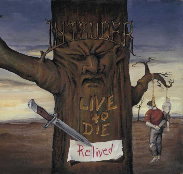 INTRUDER - Live to die - relived      CD