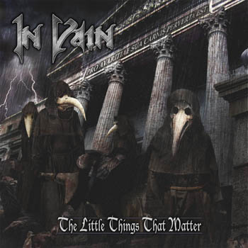 IN VAIN - The little things that matter      CD