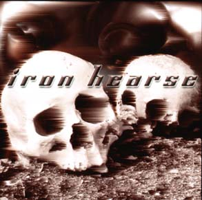 IRON HEARSE - Same      CD
