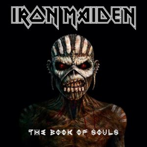 IRON MAIDEN - The book of souls      2-CD