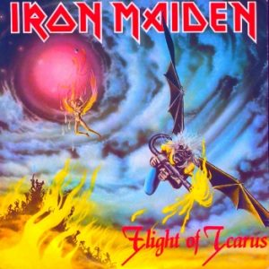 IRON MAIDEN - Flight of Icarus - rerelease      Single