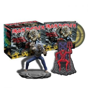 IRON MAIDEN - The Number Of The Beast (Collectors Boxset)      CD