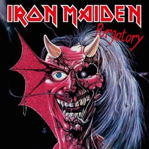 IRON MAIDEN - Purgatory - rerelease      Single