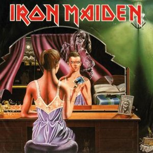 IRON MAIDEN - Twilight zone - rerelease      Single