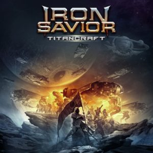 IRON SAVIOR - Titancraft      CD