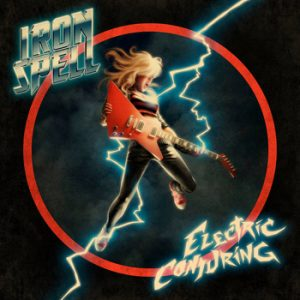 IRON SPELL - Electric conjuring      CD