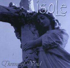 ISOLE - Throne of void      CD