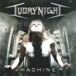 IVORY NIGHT - Machine      CD