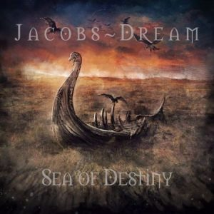 JACOBS DREAM - Sea of destiny      CD