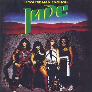 JADE - If you`re man enough      CD