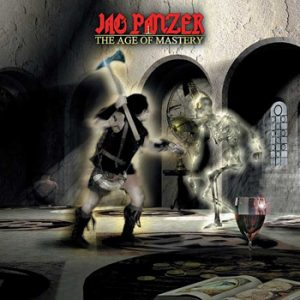 JAG PANZER - The age of mastery - rerelease      CD