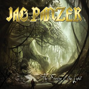 JAG PANZER - The scourge of light      CD