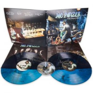 JAG PANZER - The deviant chord & CD      DLP