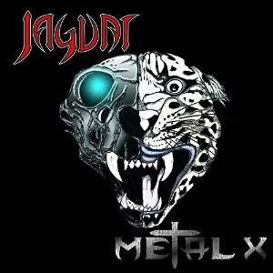 JAGUAR - Metal X      CD