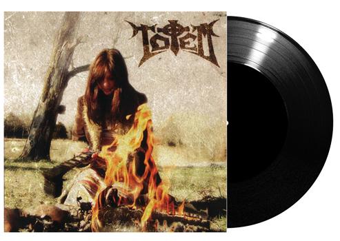 JEX THOTH - Totem      LP