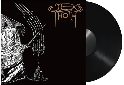 JEX THOTH - Witness      LP