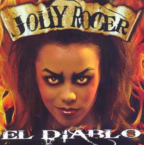 JOLLY ROGER - El Diablo      CD