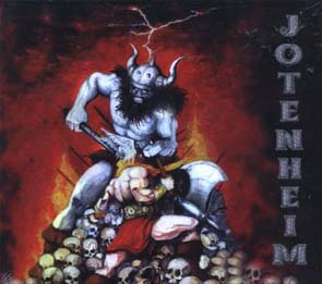 JOTENHEIM - Same - digipak      Maxi CD