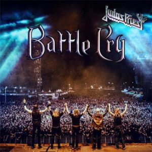 JUDAS PRIEST - Battle cry      CD