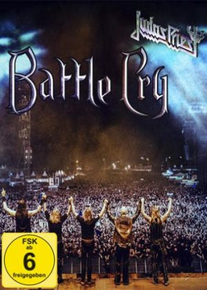 JUDAS PRIEST - Battle cry      DVD