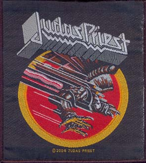 JUDAS PRIEST - Screaming for vengeance      Aufnäher