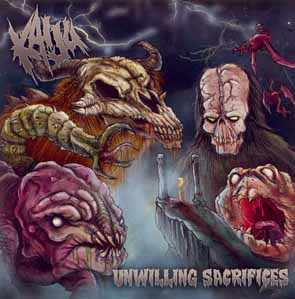 KAIJU - Unwilling sacrifices      CD