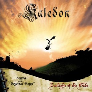 KALEDON - Chapter IV: Twilight of the gods      CD